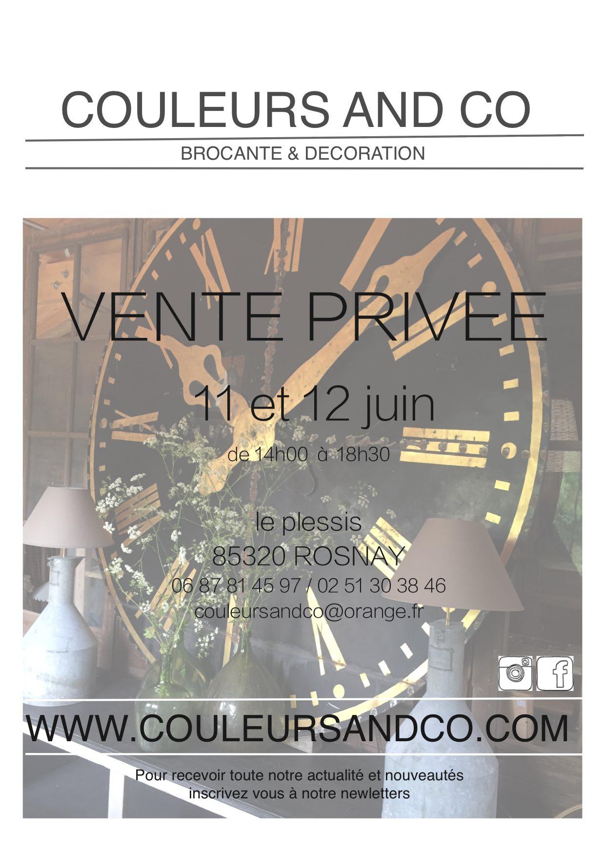 vente privée juin